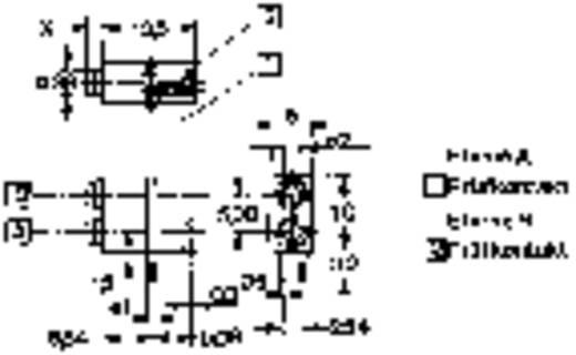 Prüfbuchse Buchse, Einbau horizontal Mentor 1813.2231 1 St.