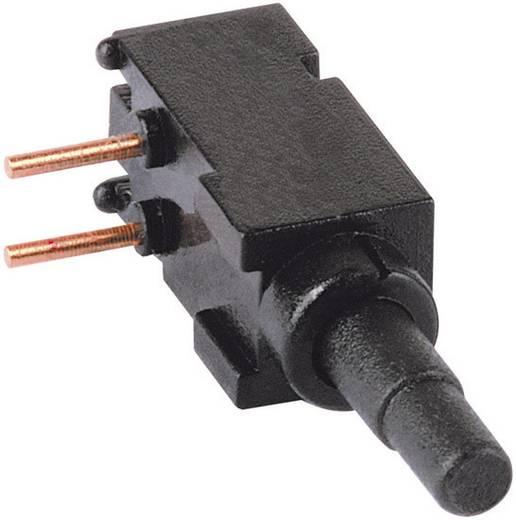 Drucktaster 60 V DC/AC 0.5 A 1 x Ein/(Ein) Mentor 1846.6031 tastend 1 St.