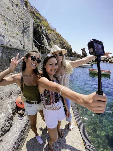 GoPro HERO 7 Action Cam Full-HD, Wasserfest, Touch-Screen, 4K
