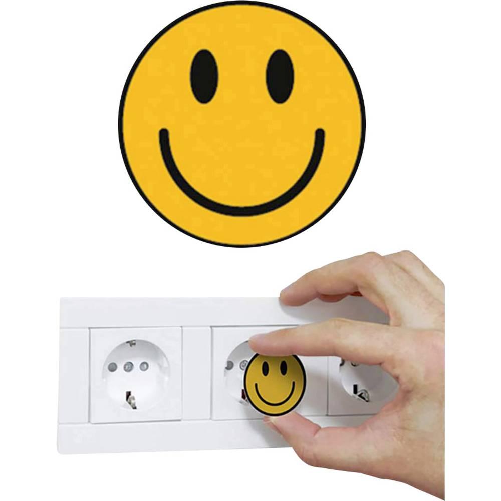 REV Zubehör Steckdosen-Abdeckung Smile 0029520902