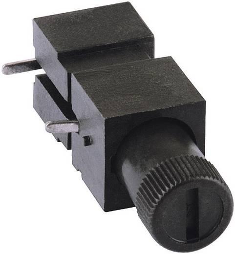 Sicherungshalter Passend für Feinsicherung 5 x 20 mm 6.3 A Mentor 1820.1031 1 St.