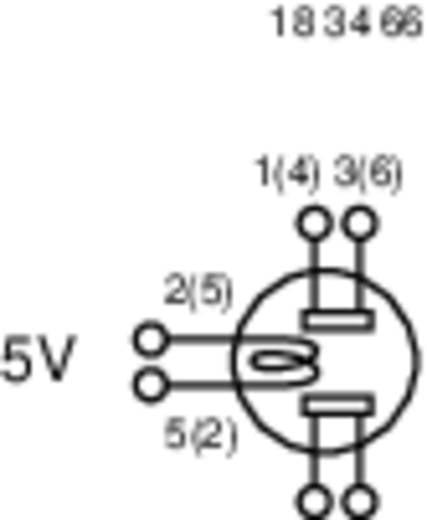 Gas-Sensor TGS-813 Figaro Passend für Gase: Butan, Methangas, Propan, Alkohol, Wasserstoff (Ø x H) 17 mm x 10 mm