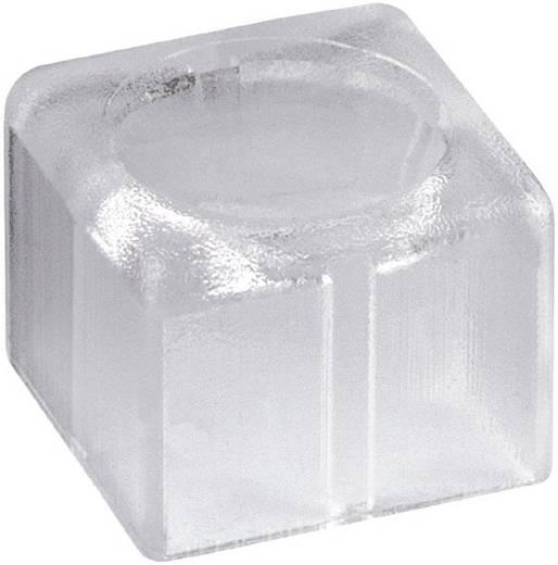 Tastkappe Transparent Mentor Kappe Klar 1 St.