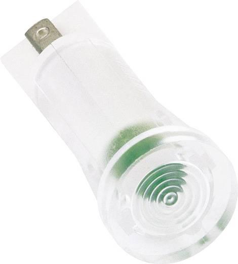LED-Signalleuchte Rot 230 V/AC Mentor 2684.8221