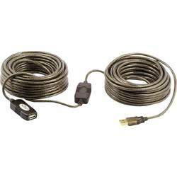 Prepojovací kábel LINDY LINDY USB 2.0 Active Extension 20m 42631, 20.00 m