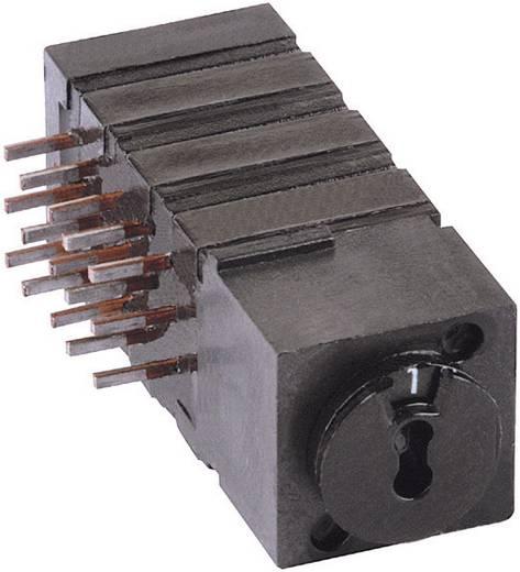 Mentor 1843.4231 Drehschalter 60 V DC/AC 0.5 A Schaltpositionen 4 1 St.