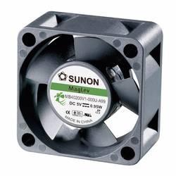 Axiálny ventilátor Sunon MB40200V2-0000-A99 MB40200V2-0000-A99, 5 V/DC, 21 dB, (d x š x v) 40 x 40 x 20 mm