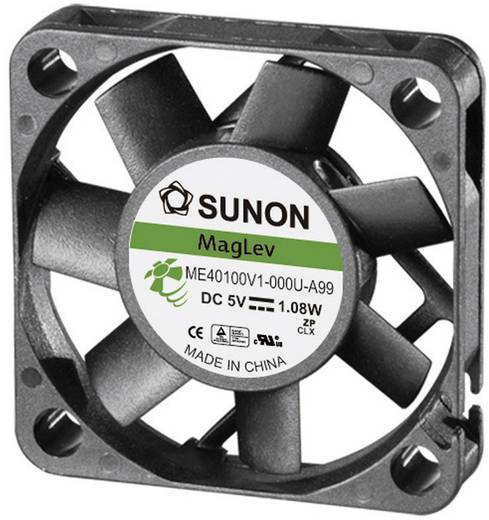 Sunon ME40101V1-000U-A99 Axiallüfter 12 V/DC 13.59 m³/h (L x B x H) 40 x 40 x 10 mm
