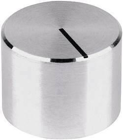 Tête de bouton rotatif Mentor 523.6191 aluminium (Ø x h) 30 mm x 15 mm 1 pc(s)