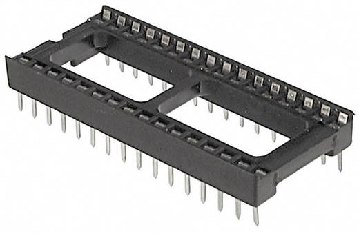 IC-Fassung Rastermaß: 15.24 mm Polzahl: 24 ASSMANN WSW A 24-LC-TT 1 St.