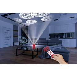 Image of 04115 LED-Kerze Rot (Ø x H) 80 mm x 150 mm