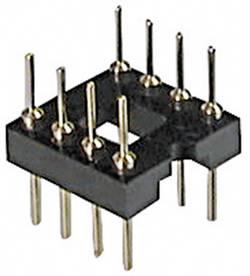 Adaptateur de supports de circuits intégrés ASSMANN WSW AR 14-ST/T 7.62 mm Nombre total de pôles: 14 1 pc(s)