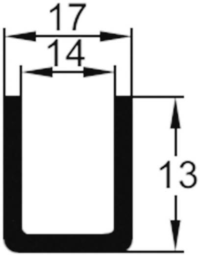 U-Kühlkörper 17 K/W (L x B x H) 35 x 17 x 13 mm TO-220 ASSMANN WSW V5616Y-T