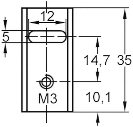 U-Kühlkörper 17 K/W (L x B x H) 35 x 17 x 13 mm TO-220 ASSMANN WSW V5616X-T