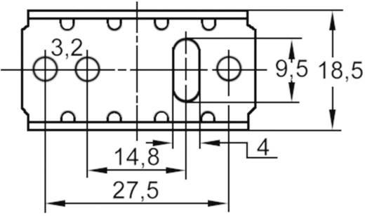 Kühlkörper 15 K/W (L x B x H) 35 x 18.5 x 15 mm TO-220 ASSMANN WSW V5630-T