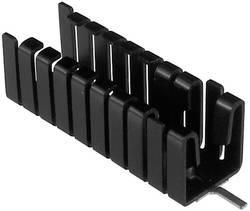 Dissipateur thermique TO-220 TRU COMPONENTS TC-V8508D-203 1586620 16 K/W (L x l x h) 38.1 x 12.8 x 12.7 mm 1 pc(s)
