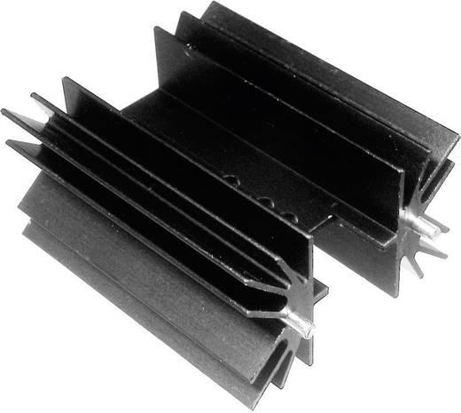 Strangkühlkörper 6.5 K/W (L x B x H) 25.4 x 41.6 x 25 mm TO-220, TOP-3, SOT-32 ASSMANN WSW V8511W