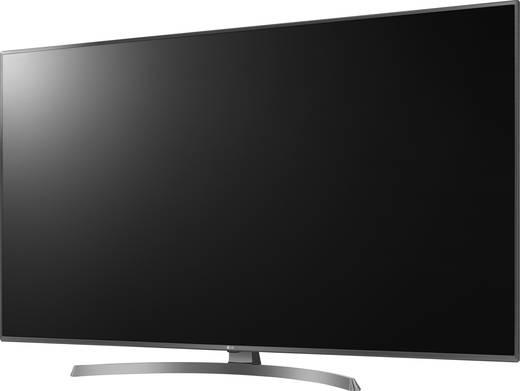 LG Electronics 55UK6750 LED-TV 139 cm 55 Zoll EEK A+ (A++ - E) DVB-T2, DVB-C, DVB-S, UHD, Smart TV, WLAN, PVR ready, CI+