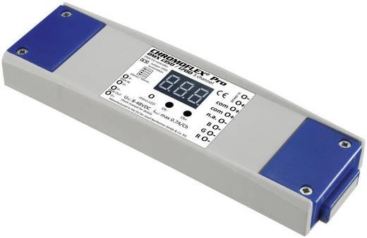 LED-Dimmer Barthelme CHROMOFLEX PRO Dmx i350/i700 3 kanaals 868.3 MHz 50 m 180 mm 52 mm 22 mm