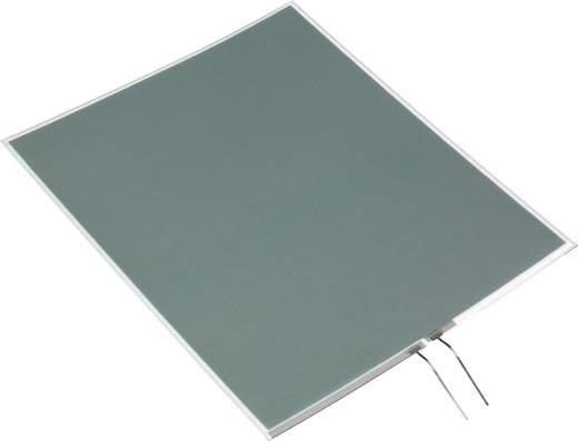 Leuchtfolie Blau (L x B x H) 112 x 87 x 0.5 mm