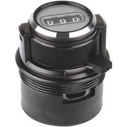 Otočný gombík digitálne Mentor 6622.1001, čierna, 1 ks