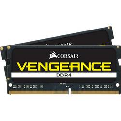 Image of Corsair Laptop-Arbeitsspeicher Kit Vengeance® CMSX16GX4M2A2400C16 16 GB 2 x 8 GB DDR4-RAM 2400 MHz CL16