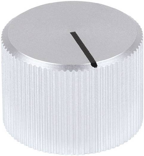 Drehknopf Aluminium (Ø x H) 12 mm x 12 mm Mentor 505.41 1 St.