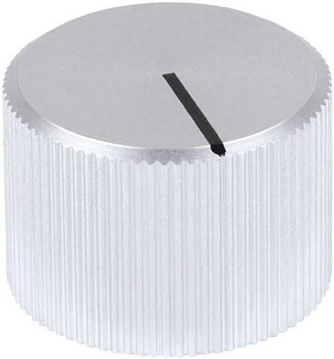 Drehknopf Aluminium (Ø x H) 17 mm x 13 mm Mentor 506.61 1 St.