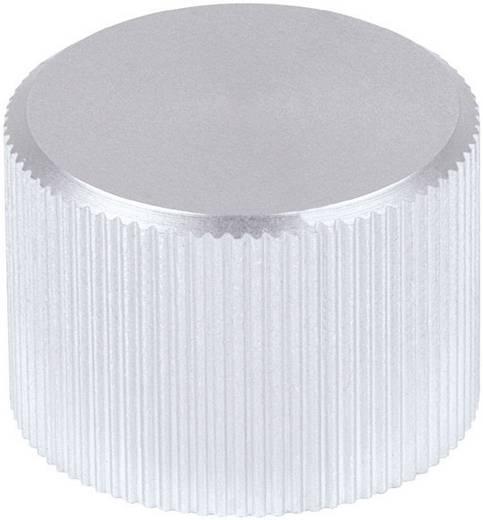 Drehknopf Aluminium (Ø x H) 20 mm x 14 mm Mentor 507.61 1 St.