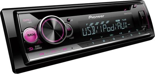 pioneer deh s210ui autoradio kaufen. Black Bedroom Furniture Sets. Home Design Ideas