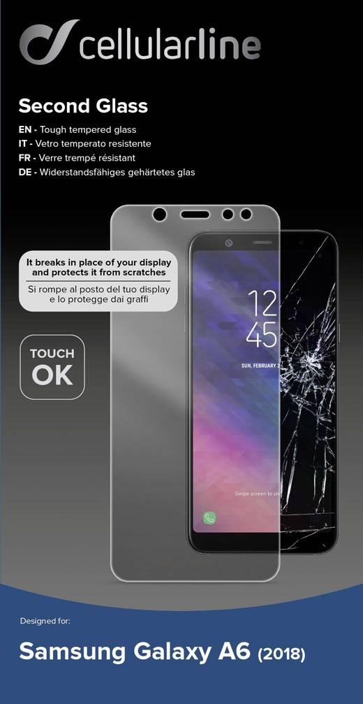 Cellularline Second Glas Displayschutzglas Passend Fur Samsung