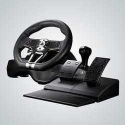 Volant Sony R2GHURRICANEWHEEL USB PlayStation 3, PlayStation 4 černá vč. pedálů