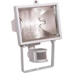 Halogénová žiarovka vonkajšie svetlo s PIR senzorom as - Schwabe R7s, 400 W, biela