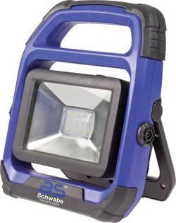 Image of as - Schwabe 46491 Akku-LED-Arbeitsleuchte 10 W Neutral-Weiß Blau