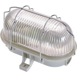 Image of as - Schwabe Feuchtraumleuchte LED E27 100 W Hellgrau