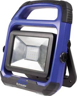 Image of as - Schwabe 46492 Akku-LED-Arbeitsleuchte 20 W Neutral-Weiß Blau