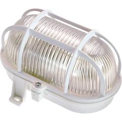 Image of as - Schwabe Feuchtraumleuchte LED E27 60 W Weiß