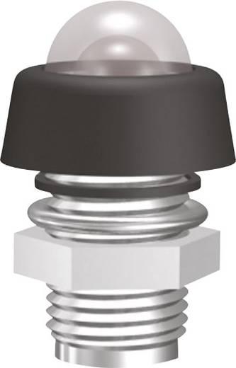 LED-Fassung Metall Passend für LED 5 mm Schraubbefestigung Signal Construct SMK1089