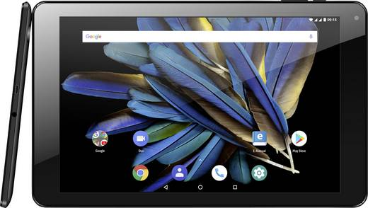 Odys Xelio 10 Pro Android-Tablet 25.7 cm (10.1 Zoll) 16 GB LTE/4G, Wi-Fi, GSM/2G, UMTS/3G Schwarz 1.3 GHz Quad Core Andr