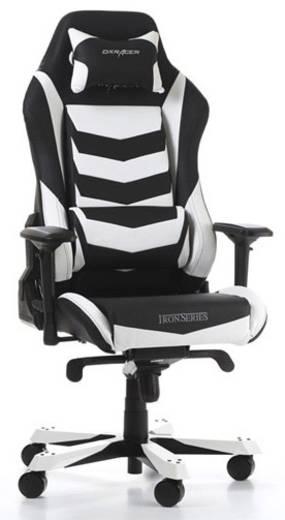 Gaming Stuhl Dxracer Iron I166 Schwarzweiß Kaufen
