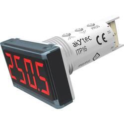 Image of akYtec ITP16 Digitales Einbaumessgerät Temperaturanzeige ITP16 (rot)