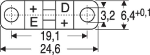 Gabel-Lichtschranke TCST 2103 Vishay 1 St.