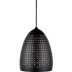 Závesné svietidlo LED Nordlux Houston 18 46453003, E27, 40 W, čierna
