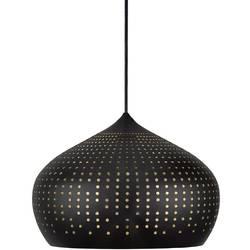 Závesné svietidlo LED Nordlux Houston 30 46443003, E27, 40 W, čierna