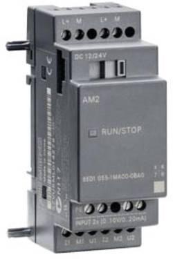 API - Module d'extension Siemens 6ED1055-1MA00-0BA0 LOGO! AM2 12 V/DC, 24 V/DC 1 pc(s)