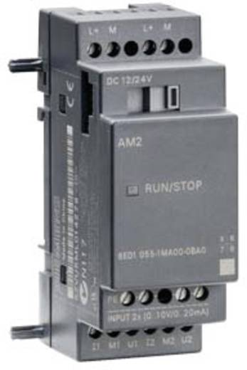 Siemens LOGO! AM2 SPS-Erweiterungsmodul 12 V/DC, 24 V/DC