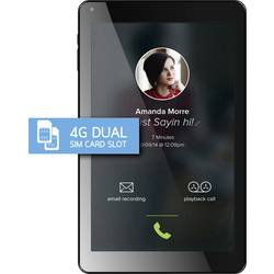"""Tablet s OS Android Odys NoteTab PRO LTE, 10.1 """", Quad Core 1.3 GHz, 16 GB, Wi-Fi, GSM/2G, UMTS/3G, LTE/4G, černá"""