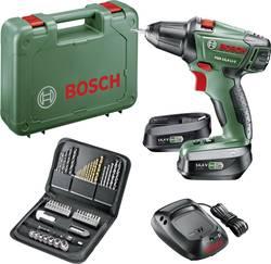 Aku vrtací šroubovák Bosch Home and Garden PSR 14,4 LI-2 060397340K920, 14.4 V, 2 Ah, Li-Ion akumulátor