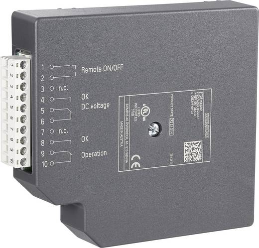 Hutschienen-Netzteil (DIN-Rail) Siemens SITOP Meldemodul
