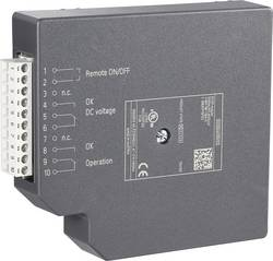 Signalizační modul na DIN lištu Siemens SITOP, 24 VDC
